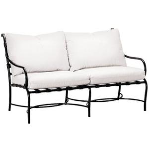 Love Seat, Loose Cushions