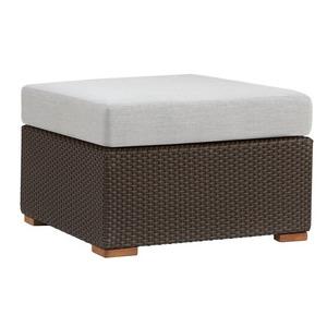Ottoman Sectional w/ Cushion