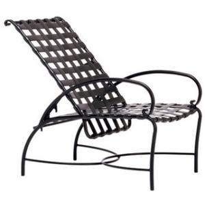 Adjustable Lounge Chair, High Back