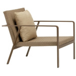 Lounge Chair w/ Back Pillow
