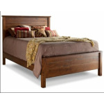 Lewiston Queen Panel Bed w/Low Footboard - Piece