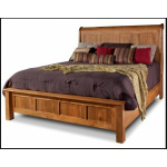 Lewiston King Sleigh Bed w/Low Footboard - Piece