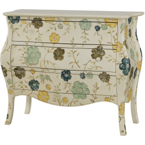 Hidden Treasures Three Drawer Cabinet