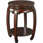 Table Groups Hidden Treasures Round Stool