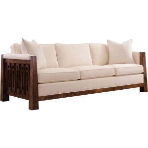 Highlands Sofa - Oak