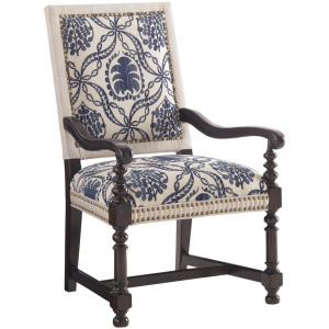 Cape Verde Upholstered Arm Chair