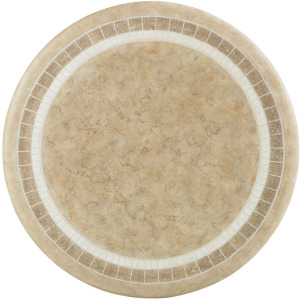 Weatherstone Top 38 Inch