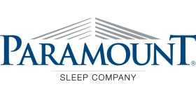 Paramount Sleep Company Logo